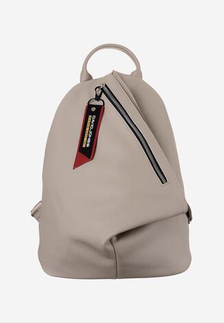 Beżowy Plecak David Jones Yame