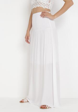 Biała Spódnica Nysheis