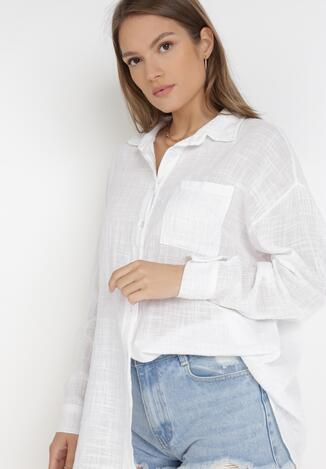 Biała Koszula Nysheleia