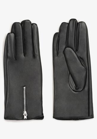Czarne Rękawiczki Neronia