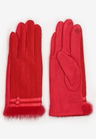 Czerwone Rękawiczki Illiane