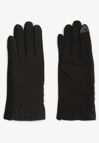 Czarne Rękawiczki Aellorena