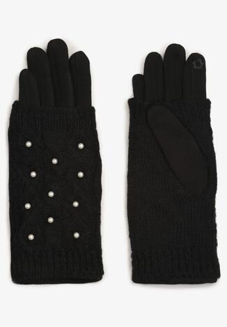 Czarne Rękawiczki Taeryris