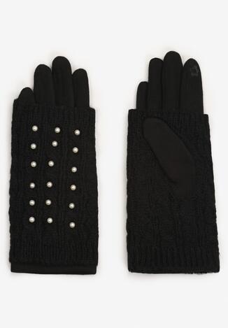 Czarne Rękawiczki Zephalle
