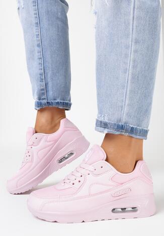 Różowe Buty Sportowe Clasical Nilda