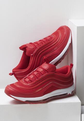 Czerwone Buty Sportowe Good Enough