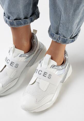 Białe Sneakersy Unflinchingly