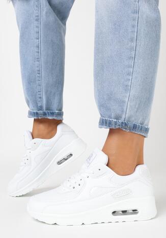 Białe Buty Sportowe Nillda