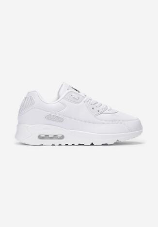 Białe Buty Sportowe Himemenis