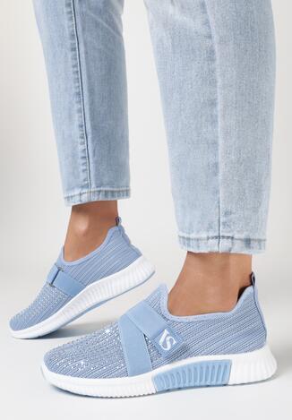 Niebieskie Buty Sportowe Nixeilla