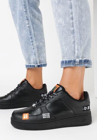 Czarne Buty Sportowe Bolidora