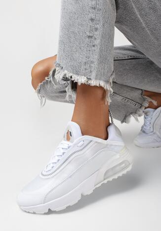 Białe Buty Sportowe Corisesis