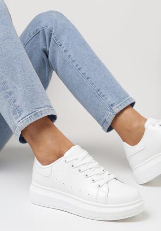 Białe Sneakersy Hypnotic