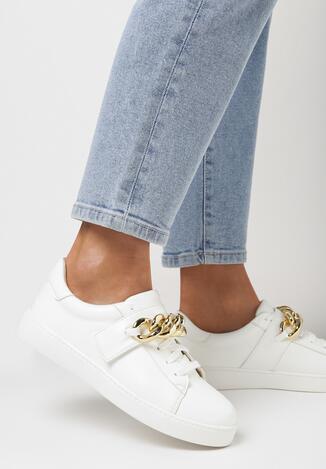 Białe Sneakersy Artaera