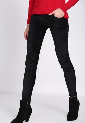 Czarne Spodnie Make Go Of It