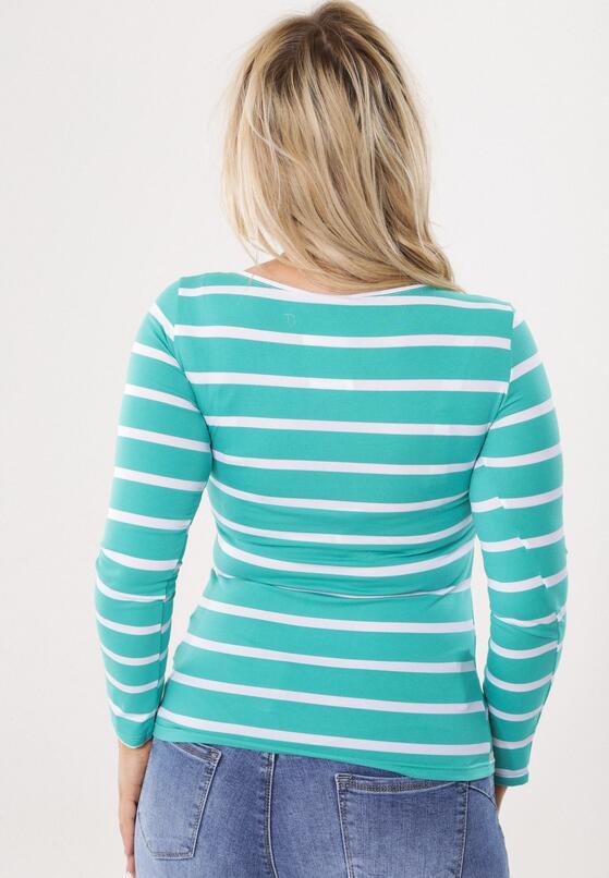 Zielona Bluzka Plummies