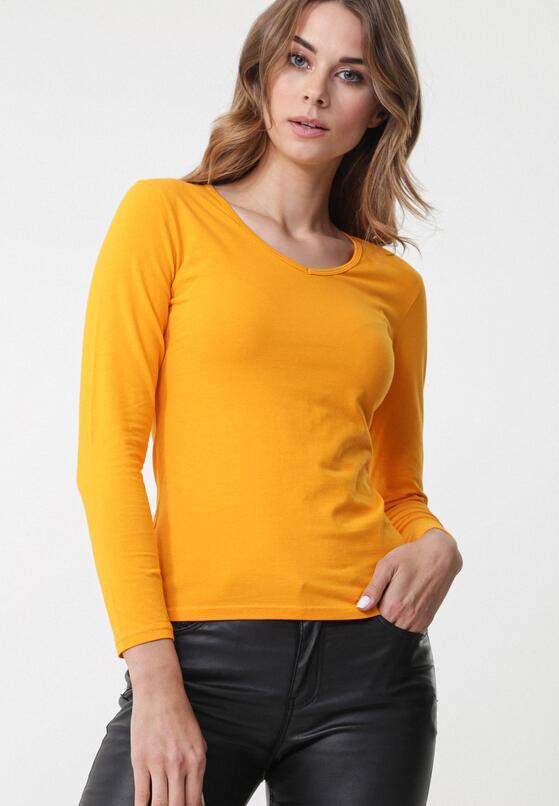 Pomarańczowa Bluzka Yourselves