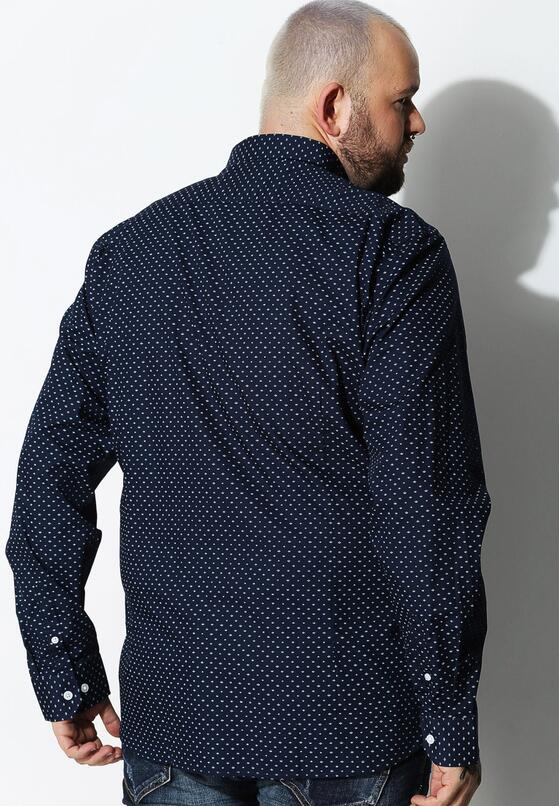 Granatowa Koszula Beginner