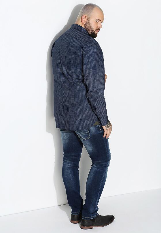 Niebieska Koszula Beginner