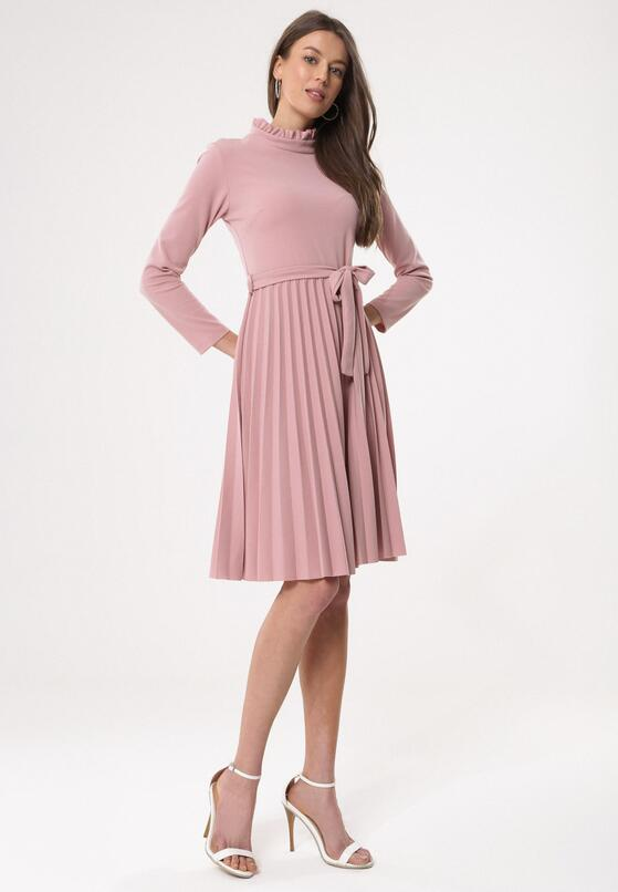 Różowa Sukienka Forever