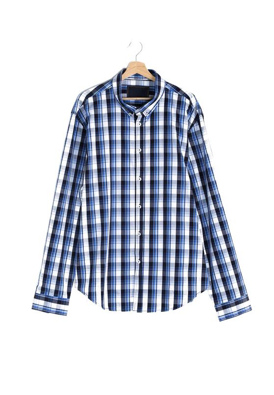 Niebieska Koszula Fiddle