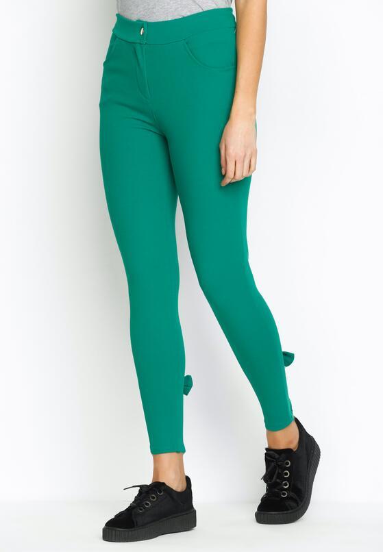 Zielone Spodnie Two Ribbons