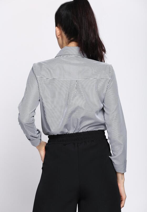 Czarna Koszula Upright