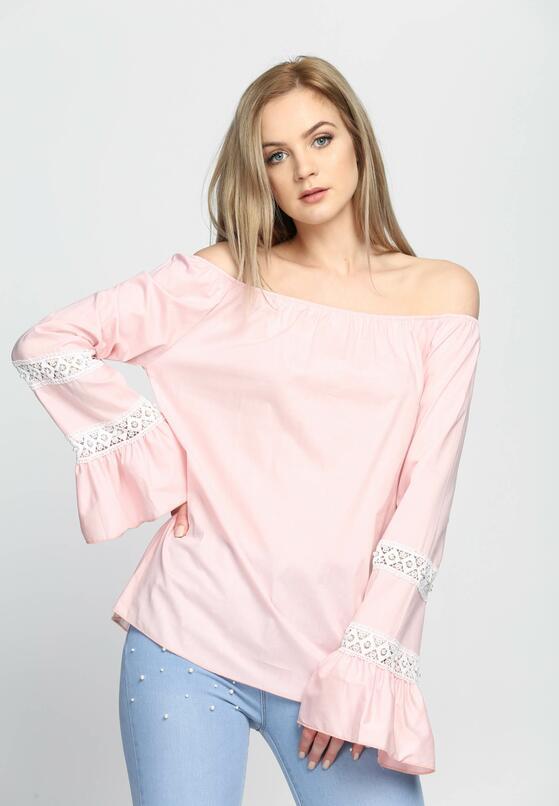 Różowa Bluzka Espana