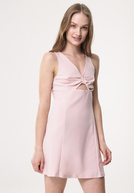 Różowa Sukienka One I Love