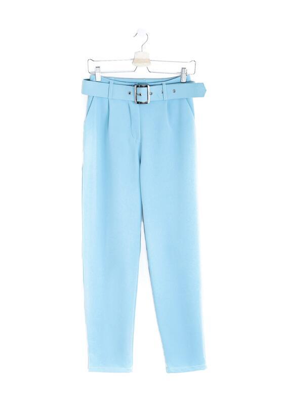 Niebieskie Spodnie Heart Is Calling