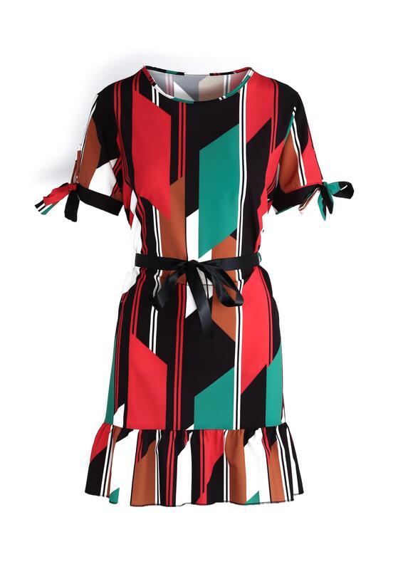 Czerwona Sukienka Colors It s On