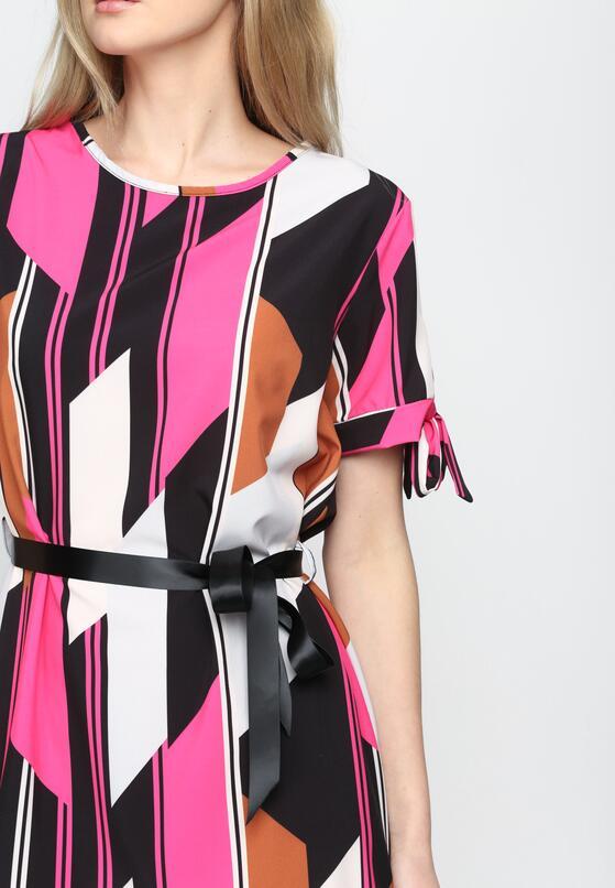 Fuksjowa Sukienka Colors It s On