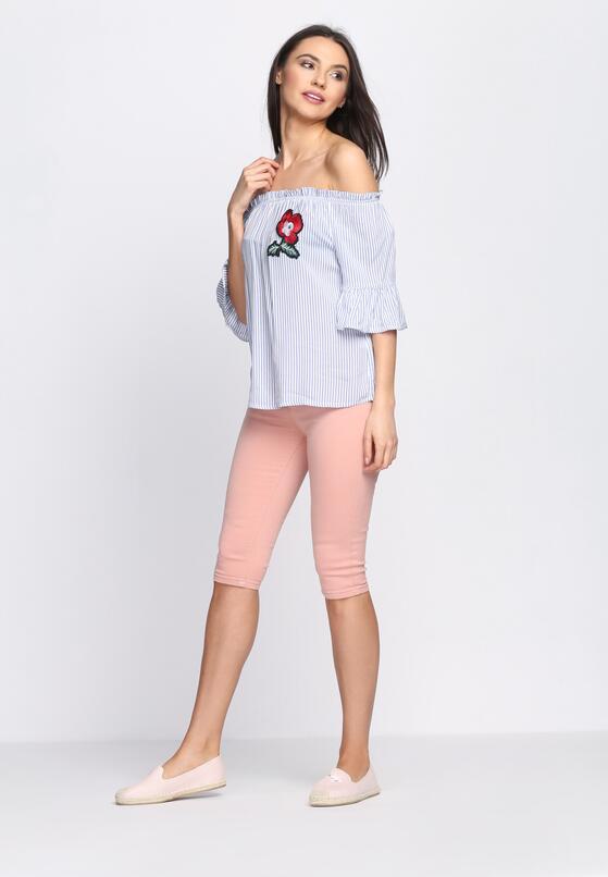 Różowe Spodenki I'll Be Ok