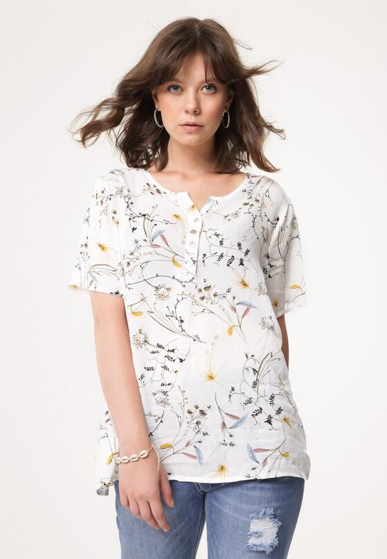 Biała Bluzka Roxanne