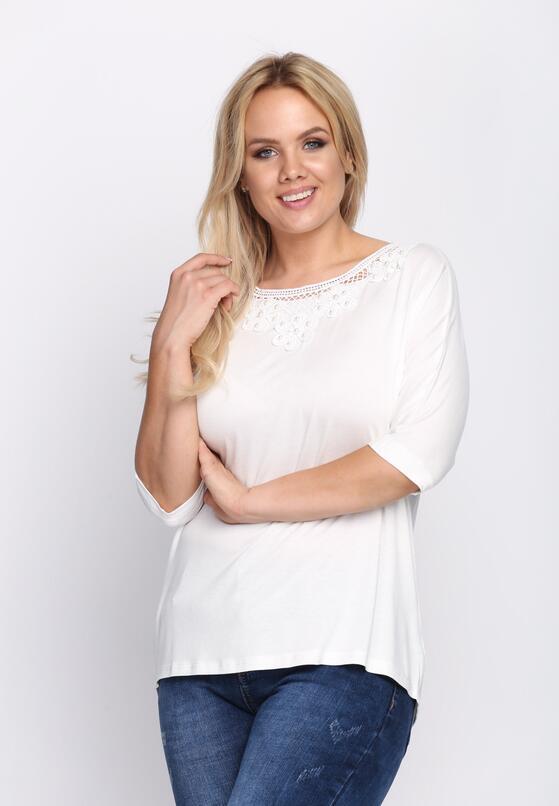 Biała Bluzka Arcane