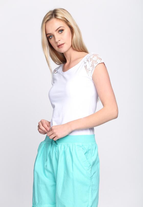 Biała Bluzka Longueur