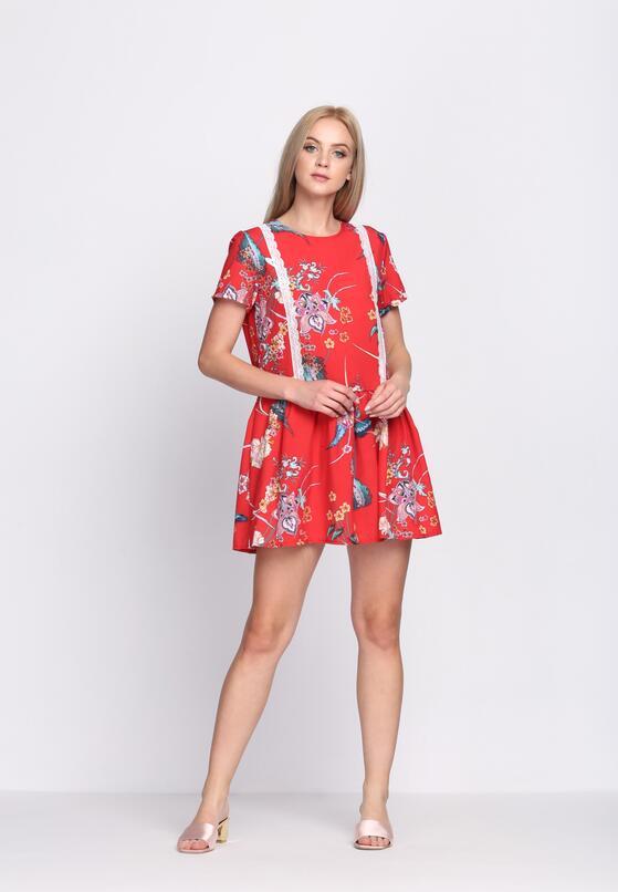 Czerwona Sukienka Sweet Thing