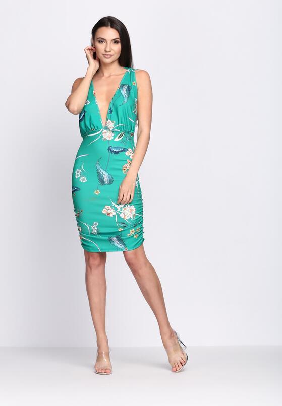 Zielona Sukienka Better Life
