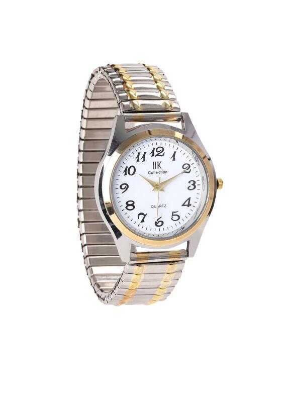 Srebrno-Złoty Zegarek One More Chance