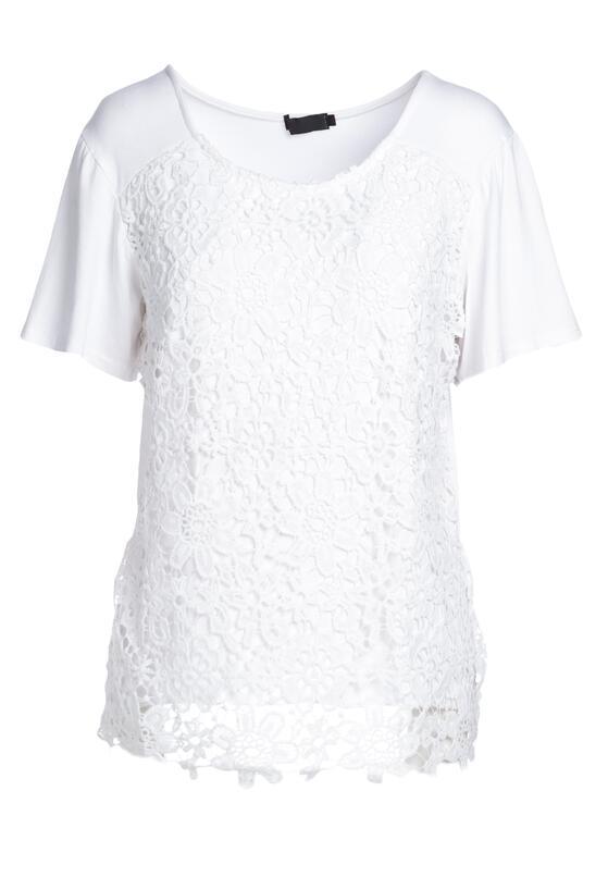 Biała Bluzka Bittersweet