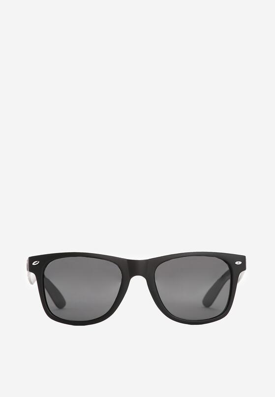 Czarne Okulary Lady Danger