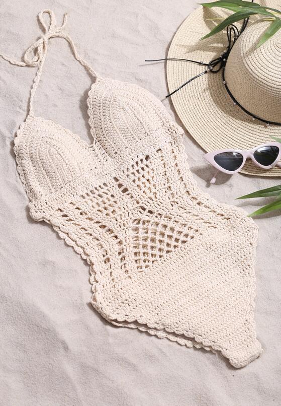 Beżowe Bikini Hot Day
