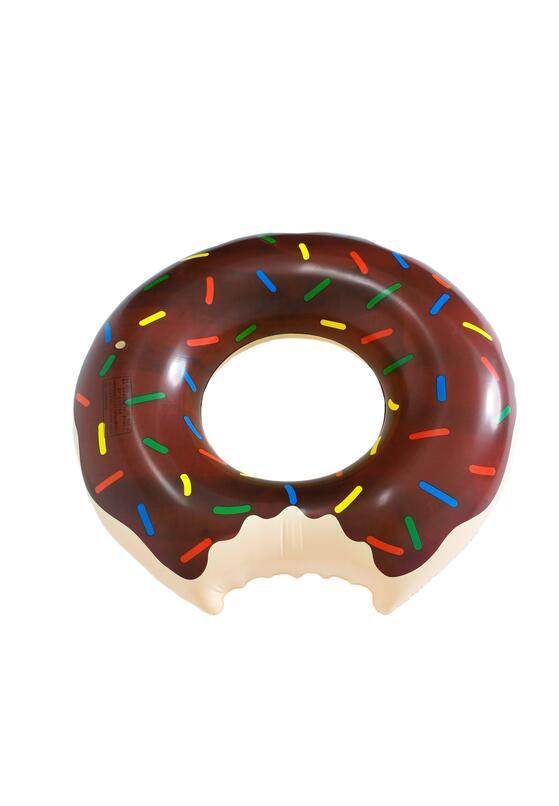 Brązowy Materac Sweet Donut