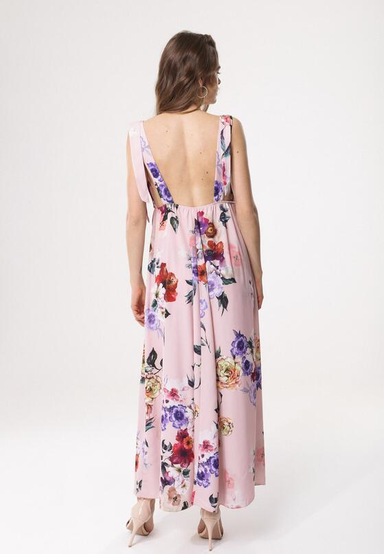 Jasnoróżowa Sukienka Love Me Better