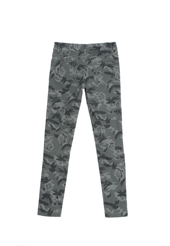 Szare-Moro Spodnie Substitute