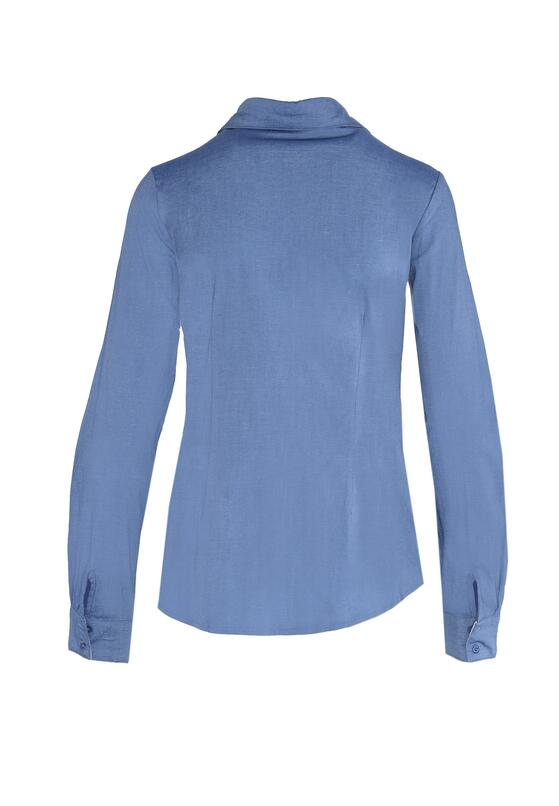 Niebieska Koszula Summer Dream