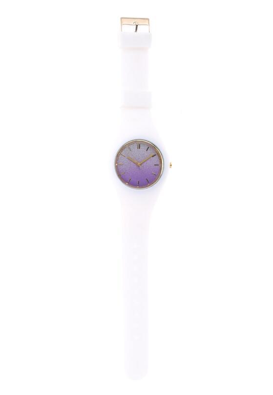 Biały Zegarek Another Way