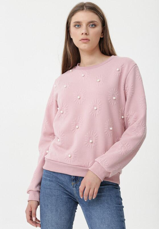 Różowa Bluza One Pearl