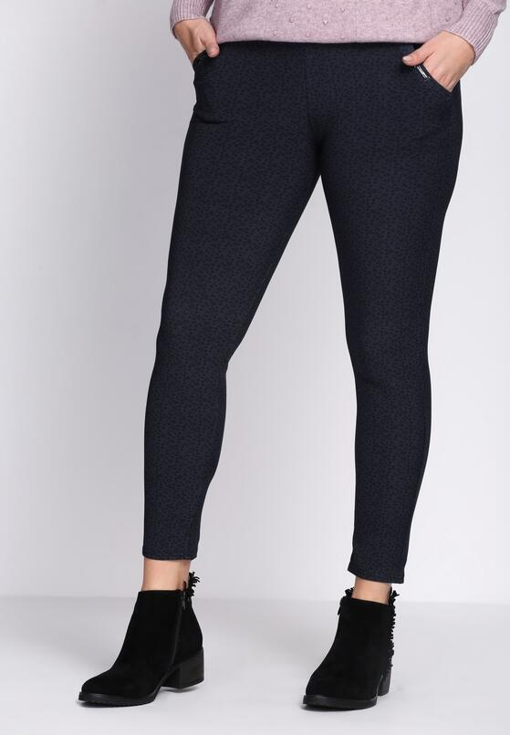 Granatowe Spodnie In The Day