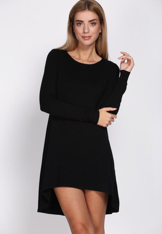 658e43f5a9 Czarna Sukienka What Do You Expect w Born2be.pl